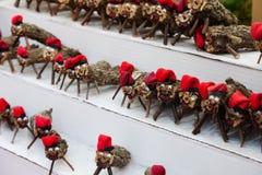 Tio de Nadal para la venta Imagen de archivo
