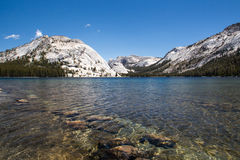 Tioga Lake Royaltyfria Bilder