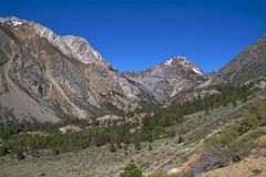 Tioga Pass Stock Photography