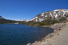 Tioga Pass Stock Image