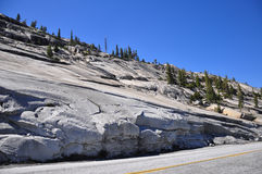 Tioga Pass Road, Yosemite National Park National Park Stock Photography