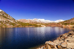 Tioga Pass Royalty Free Stock Image