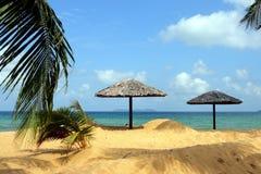 Tioman海岛,马来西亚的储蓄图象 免版税库存图片