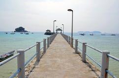 tioman的海岛 免版税库存照片