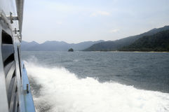 Tioman Insel in Malaysia Lizenzfreie Stockfotos