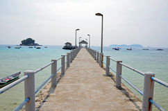 Tioman Island. In state of Pahang,Malaysia Royalty Free Stock Photos