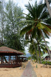 Tioman island, Malaysia Royalty Free Stock Photography