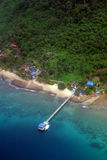 Tioman island, Malaysia Royalty Free Stock Images