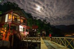 Tioman Maleisie. Tioman resort In maleisia at panuaba inn Royalty Free Stock Photo