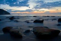 tionman的海岛 免版税库存照片