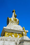 Tip of a chorten Royalty Free Stock Photography