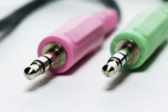 The tip from the computer Royalty Free Stock Image