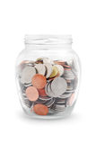 Tip jar Royalty Free Stock Images