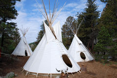 Tipi Royalty Free Stock Photos