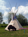 Tipi Photos stock
