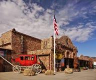 Tipi de Denny's, Kanab, Utah, Etats-Unis Images libres de droits