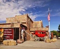 Tipi de Denny's, Kanab, Utah, Etats-Unis Photo libre de droits