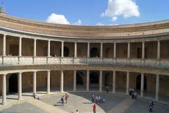 Tipi di Alhambra Fotografia Stock