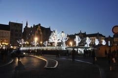 Tipi di Bruges Il Belgio, Immagine Stock Libera da Diritti