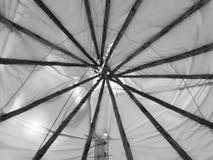 Tipi indiani della tenda fotografia stock libera da diritti