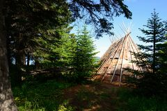 Tipi Royalty Free Stock Images