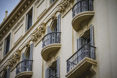 Free Tipical Architecture Of The Spanish City Of Valencia Royalty Free Stock Photography - 44685927