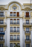 Tipical architecture of the Spanish city of Valencia Royalty Free Stock Images