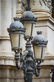 Tipical architecture of the Spanish city of Valencia Stock Photography