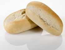 Tipical bread. Light brown color Royalty Free Stock Image