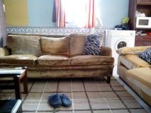 Tipical dom być na wakacjach blisko Almada zdjęcia royalty free
