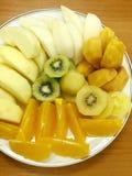 Tipical frukt Arkivfoto