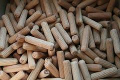 Tiple堆木头1 免版税库存照片