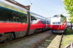 Tipo 73, locomotiva di NSB Fotografia Stock