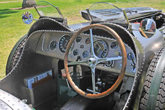 Tipo 57 carlinga de Bugatti imagenes de archivo