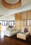 Tipo chinês moderno casa fotografia de stock