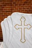 Tipo da cruz fúnebre 11 Foto de Stock Royalty Free