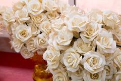 Tipo das flores de madeira Imagem de Stock Royalty Free