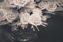 Tipo das flores de madeira Imagens de Stock Royalty Free