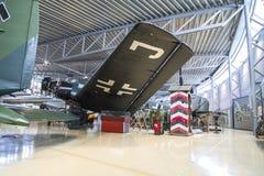Tipo de aviões, ju 52 dos junkers Fotos de Stock