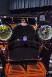 Tipo 1930 de Bugatti da laranja 46 Cabriolet Imagens de Stock