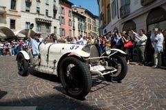 Tipo 37A de Bugatti em Mille Miglia 2015 Imagem de Stock