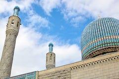 Tipo de Comman de bóveda de la mezquita del Islam, un architectu árabe de la influencia imagen de archivo libre de regalías