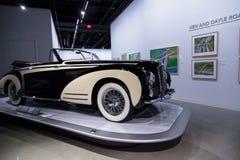 Tipo 1953 de Delahaye 178 por Chapron Imagens de Stock