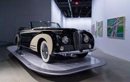 Tipo 1953 de Delahaye 178 por Chapron Fotos de Stock