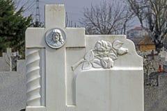 Tipo de la cruz fúnebre 12 Fotos de archivo