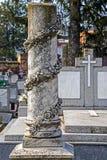 Tipo de la cruz fúnebre 15 Fotos de archivo