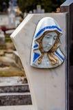 Tipo de la cruz fúnebre 14 Fotografía de archivo libre de regalías