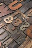 Tipo de madera 5 fotos de archivo
