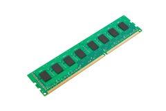 Tipo del módulo DDR3 de la memoria Imagenes de archivo