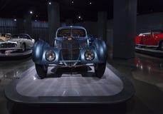 Tipo 1936 di Bugatti 57SC l'Atlantico fotografia stock libera da diritti